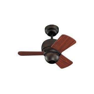 Monte Carlo Micro 24 Roman Bronze 24-inch Ceiling Fan