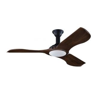 Monte Carlo Minimalist Black 56-inch Ceiling Fan
