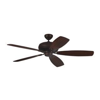 Monte Carlo Embassy Max Roman Bronze 60-inch Ceiling Fan