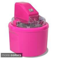 Cooks Essentials Ice Cream Maker 1 qt Fully Automatic Ice Cream Maker