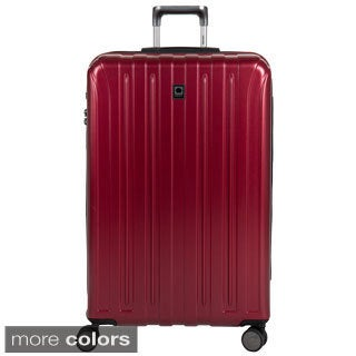 Delsey Helium Titanium 29-inch Expandable Hardside Spinner Trolley Suitcase