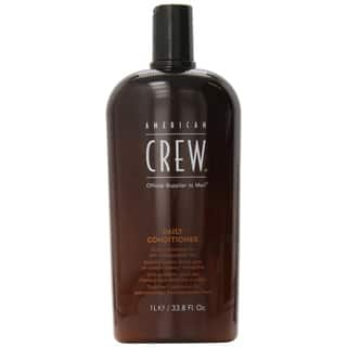 American Crew 33.8-ounce Daily Conditioner|https://ak1.ostkcdn.com/images/products/10024417/P17170594.jpg?impolicy=medium