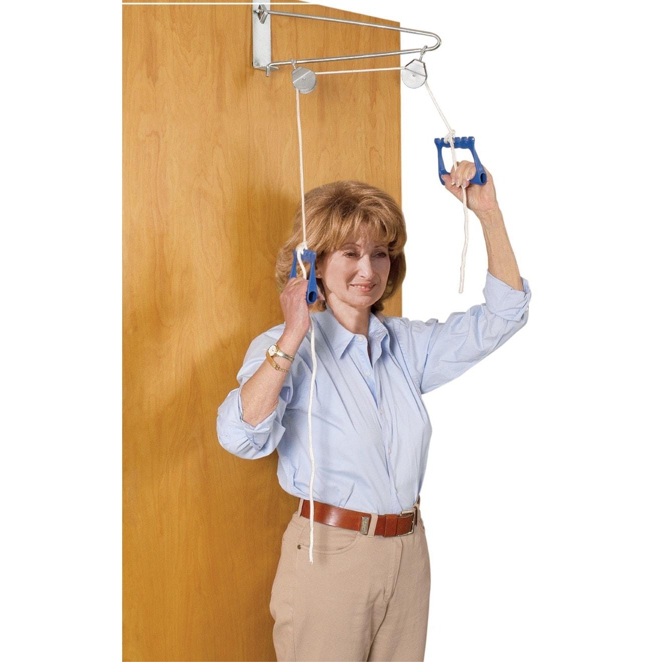 Drive Medical Over Door Exercise Pulley (Over Door Exerci...