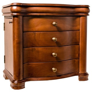 Hives & Honey Austyn Walnut Jewelry Chest