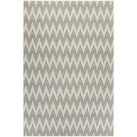Monaco Avila Ivory- Sand Indoor/Outdoor Area Rug - 7'6 x 10'9