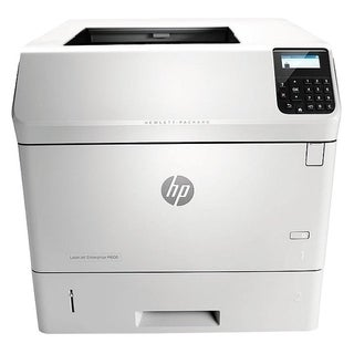 HP LaserJet M606dn Laser Printer - Monochrome - 1200 x 1200 dpi Print