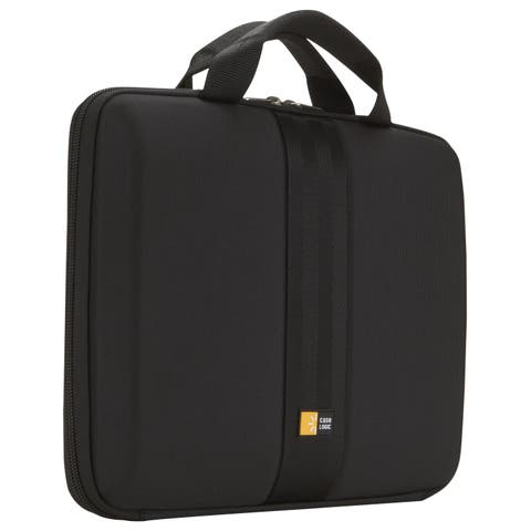 "Case Logic Intrata INT-111-BLACK Carrying Case for 12"" Notebook, Chromebook, Ultrabook - Black"