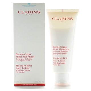 Clarins Moisture Rich 6.5-ounce Body Lotion