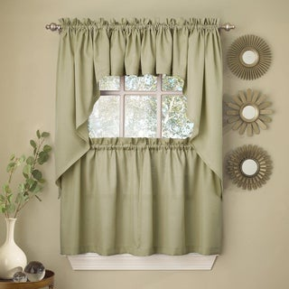 Buy Curtain Tiers Online at Overstock   Our Best Window ...