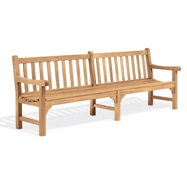 Garden Furniture Essex oxford garden essex 96 inch bench - free shipping today