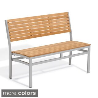 Oxford Garden Travira 48 inch Stacking Bench