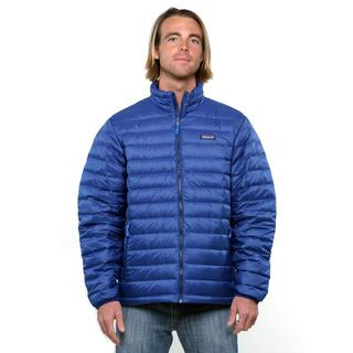Patagonia Men's Down Channel Blue Sweater