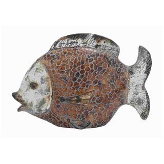Ceramic Decorative 20-inch Fish Decoration