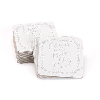 Rustic Vines Coasters (Set of 25)