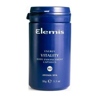 Elemis Energy Vitality Body Enhancement Capsules (60 Count)
