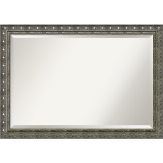 Wall Mirror Extra Large, Barcelona Champagne 40 x 28-inch