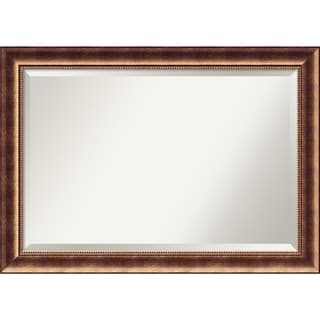 'Manhattan Wall Mirror - Extra Large' 42 x 30-inch