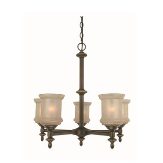 Lite Source Vashon 5-light Chandelier
