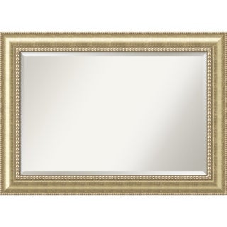 Wall Mirror Extra Large, Astoria Champagne 43 x 31-inch