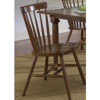 The Gray Barn Mendosa Tobacco Dining Chair