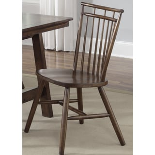Creations Tobacco Lifestyle Spindle Back Dining Chair