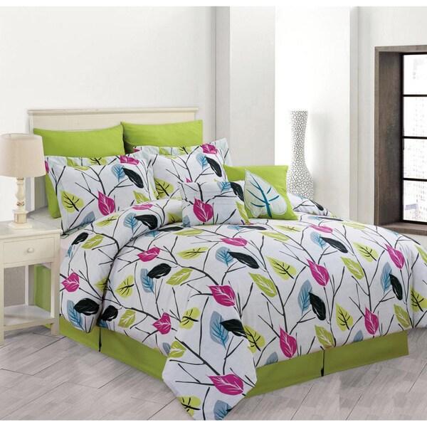 Meadowlark 8-piece Comforter Set