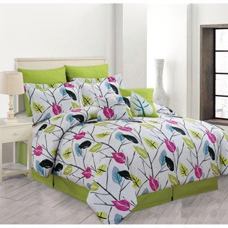 Meadowlark 8-piece Comforter Set