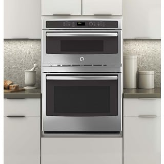 GE Profile 30-inch Combination Wall Oven/ Microwave