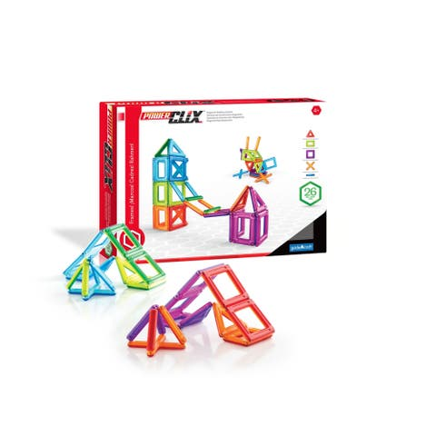 Guidecraft PowerClix Frames 26-piece Building Set