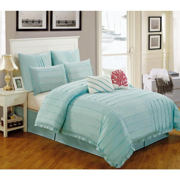 Hampton House 8-piece Comforter Set
