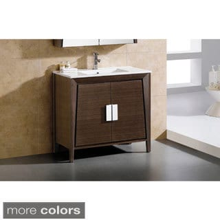 Fine Fixtures Imperial II 36-inch Bath Vanity with Vitreous China Sink Top