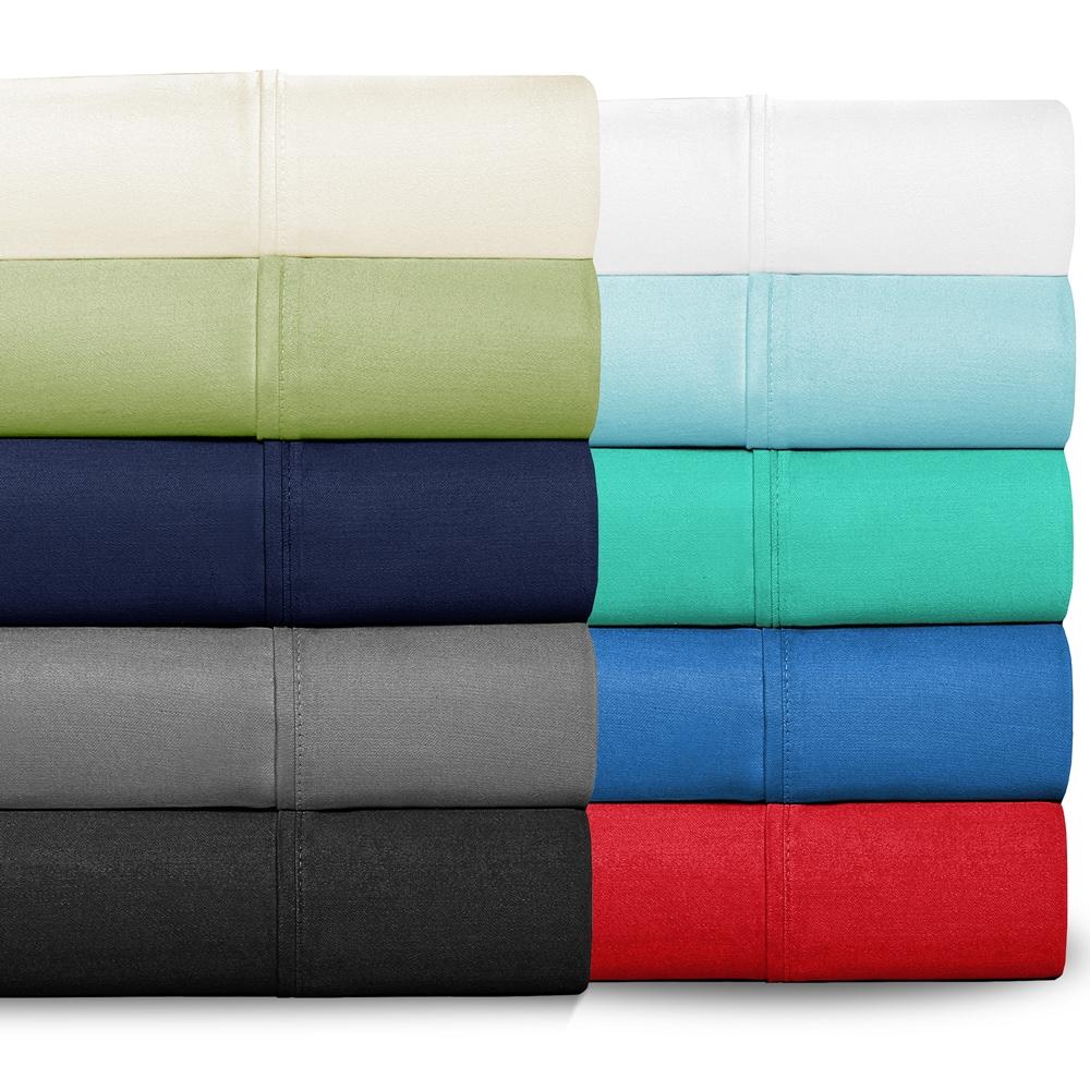 Oliver & James Vanessa 300 Thread Count Egyptian Cotton Twin XL Sheet Set