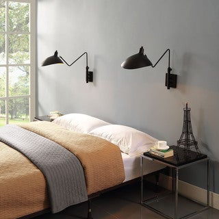 Link to View Wall Lamp Similar Items in Swing Arm Lights