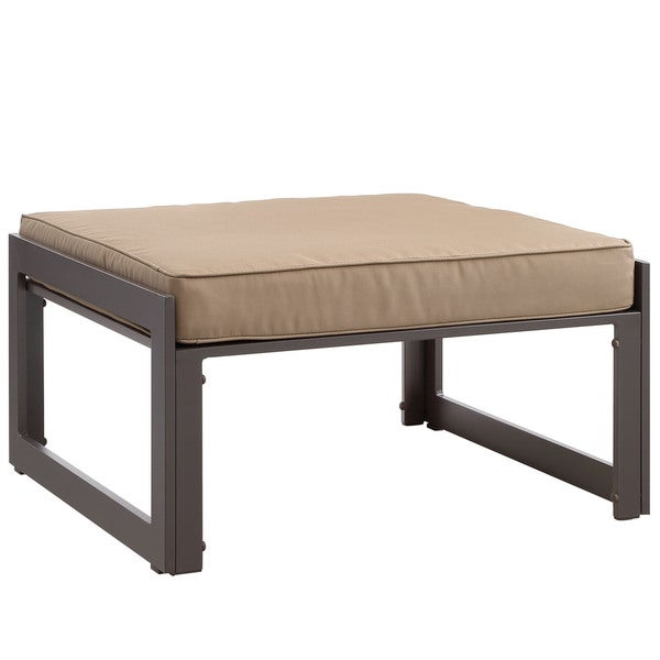 Nice Chance Outdoor Patio Ottoman   Free Shipping Today   Overstock.com    17175978