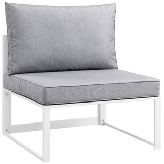 Chance Outdoor Patio Armless Chair