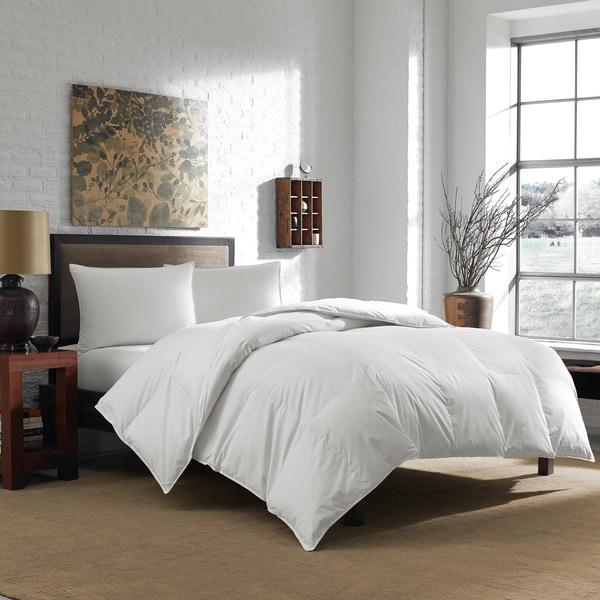 Eddie Bauer 650 Fill Power White Down Baffle Box Comforter