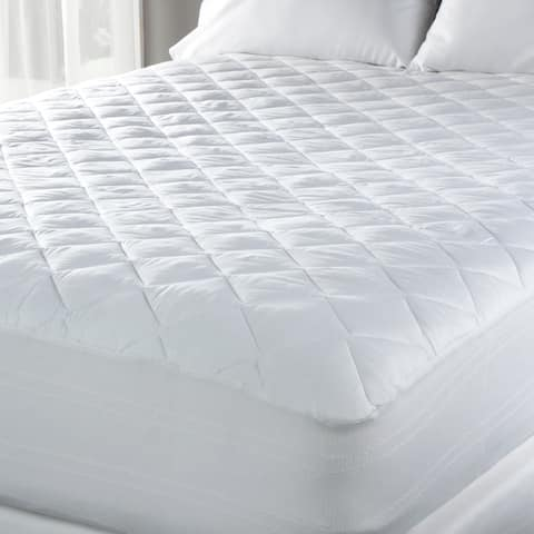 Eddie Bauer 300 Thread Count Premium Cotton Mattress Pad