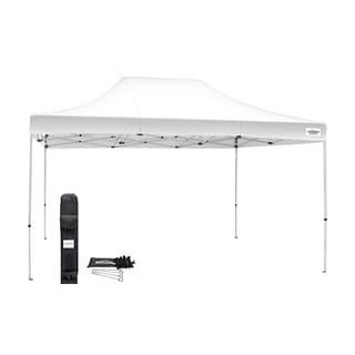 Caravan Canopy TitanShade 10 x 15 White Instant Canopy