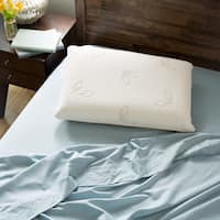 Hotel Madison Ideal Latex and VE Synthetic Pillow with Cover