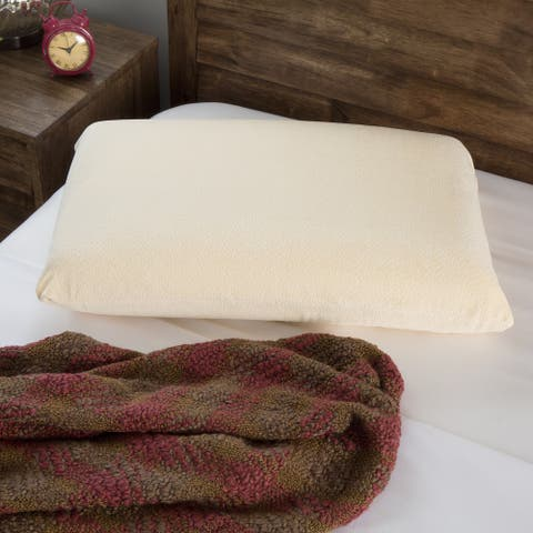 Hotel Madison Ventilated VE Synthetic Pillow