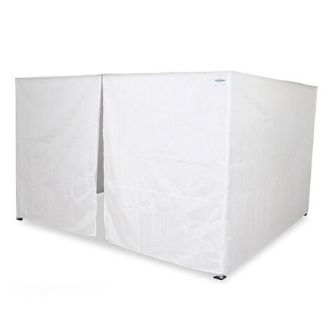 Caravan Canopy Commercial-grade 10 x 10 Straight Leg Sidewall Kit
