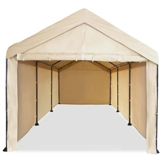 Caravan Canopy Mega Domain Carport Full Sidewall Kit