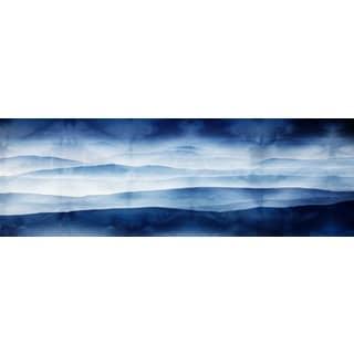 Parvez Taj 'Blue Mountains' Aluminum Art