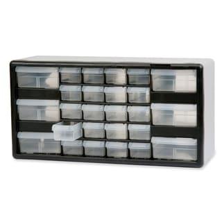 Akro-Mils 10126 26 Drawer Plastic Storage Cabinet