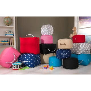 KidKraft Square Furniture Pouf