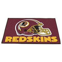 Fanmats Washington Redskins Burgundy Nylon Allstar Rug (2'8 x 3'8)