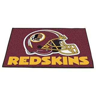 Fanmats Washington Redskins Burgundy Nylon Allstar Rug (2'8 x 3'8)