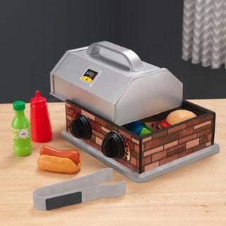 KidKraft Toy BBQ Play Set