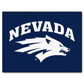 Fanmats University of Nevada Blue Nylon Allstar Rug (2'8 x 3'8)|https://ak1.ostkcdn.com/images/products/10031770/P17176888.jpg?impolicy=medium