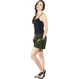 Women's Safari Shorts